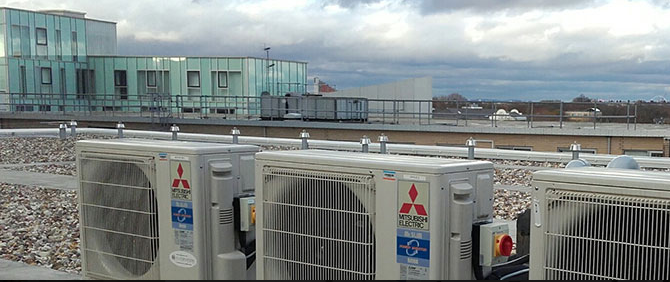 7 Year Warranties Available On Mitsubishi Electric Air Conditioning Systems